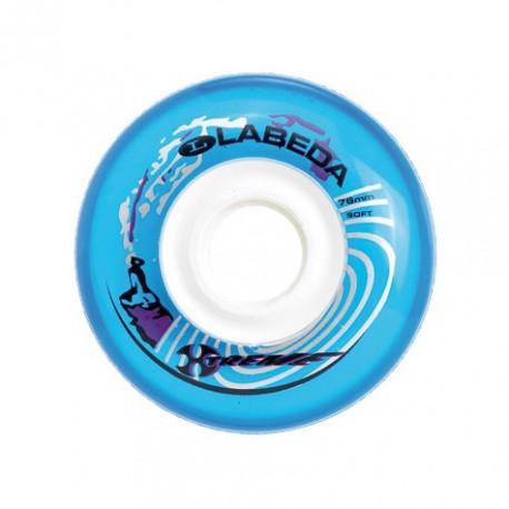 Wheels Labeda Gripper extreme blue soft