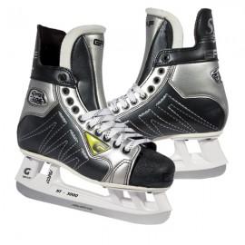 Graf Supra 505 Silver Skates