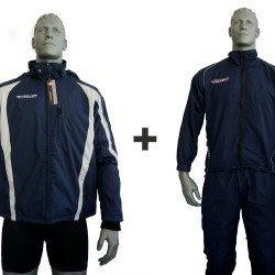 TPS jogging suit teamwear + padded winter jacket - SET