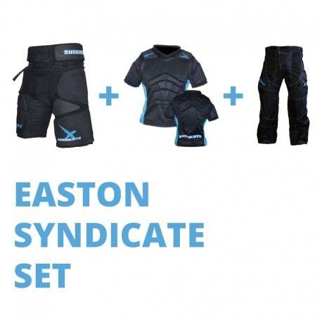 SET EASTON Syndicate Girdle + Thorax + Cover pants JR