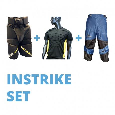 SET Instrike Girdle + Thorax + Easton Cover Pants