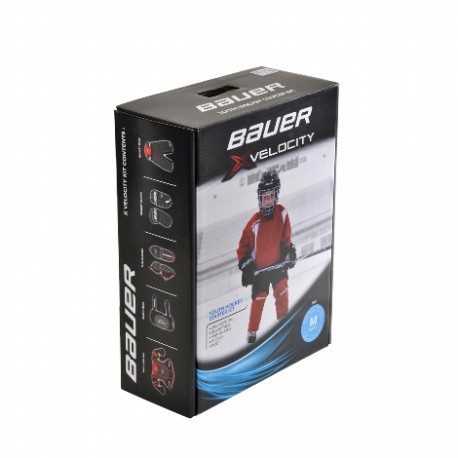 BAUER VAPOR XVELOCITY YOUTH KIT